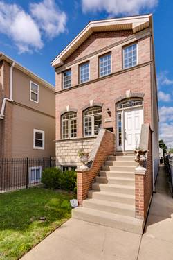 2814 W Wellington, Chicago, IL 60618