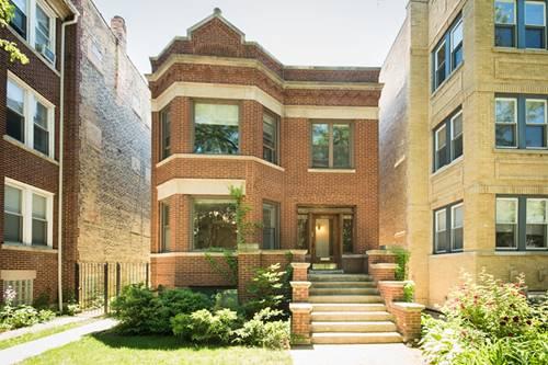 2625 W Leland Unit 2, Chicago, IL 60625 Lincoln Square