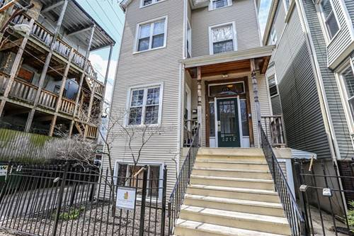 3212 N Kenmore Unit G, Chicago, IL 60657 Lakeview