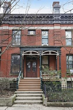 421 W Webster, Chicago, IL 60614 Lincoln Park