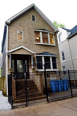 3139 N Paulina Unit COACH, Chicago, IL 60657 West Lakeview