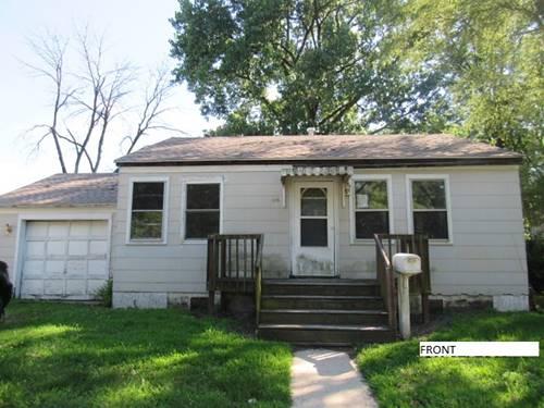805 Laurel, Wilmington, IL 60481