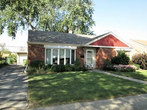 9534 S Knox, Oak Lawn, IL 60453
