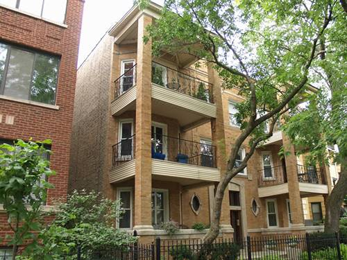 940 W Belle Plaine Unit 3W, Chicago, IL 60613 Uptown