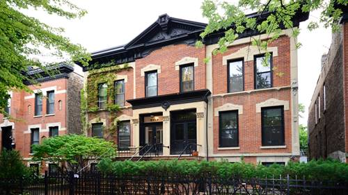 2119 N Bissell, Chicago, IL 60614 West Lincoln Park