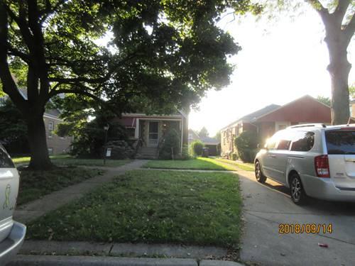 9940 S Spaulding, Evergreen Park, IL 60805