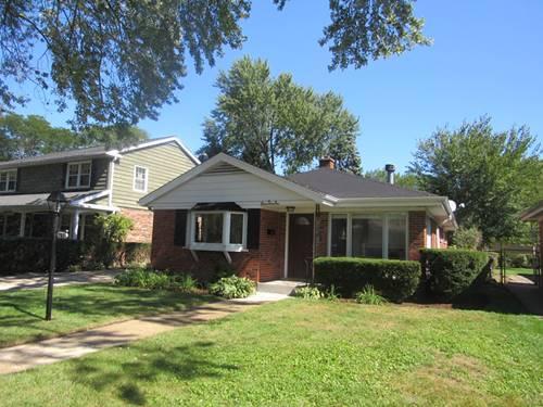 741 Park Plaine, Park Ridge, IL 60068