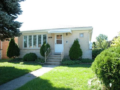 4924 N Ridgewood, Norridge, IL 60706