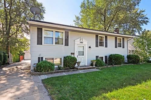 385 E Montana, Glendale Heights, IL 60139