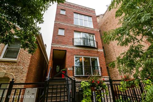 1643 W Pierce Unit 1, Chicago, IL 60622 Wicker Park