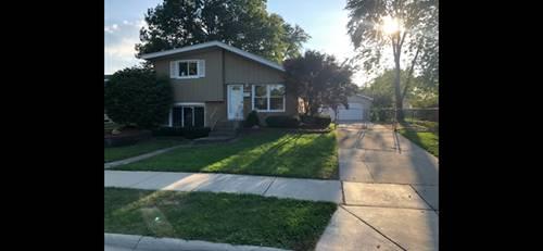 15020 S Park, Oak Forest, IL 60452