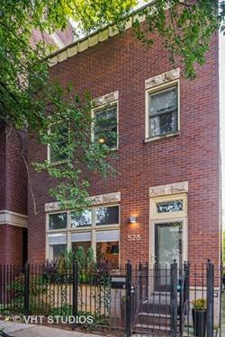 528 N Hermitage, Chicago, IL 60622 Noble Square