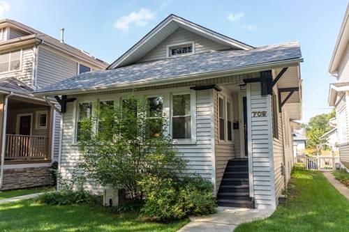 709 Hayes, Oak Park, IL 60302