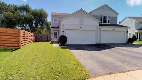 640 Wedgewood, Lake In The Hills, IL 60156