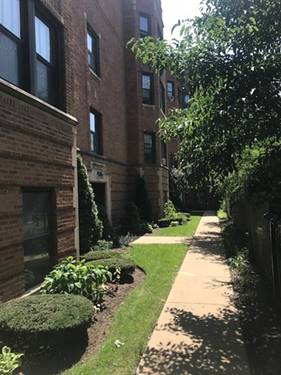 1509 W Sherwin Unit 1N, Chicago, IL 60626