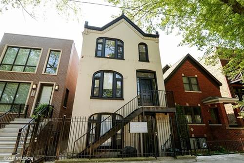 2233 W Shakespeare Unit 3F, Chicago, IL 60647 Bucktown