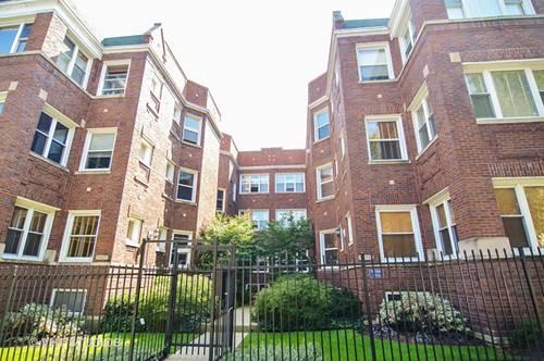 1629 W North Shore Unit G1, Chicago, IL 60626