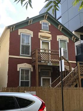 1535 W Fry, Chicago, IL 60642 Noble Square