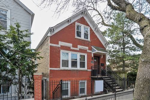 2129 W Charleston, Chicago, IL 60647 Bucktown