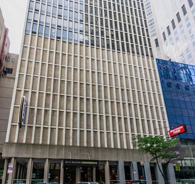 100 E Walton Unit 18H, Chicago, IL 60611 Gold Coast
