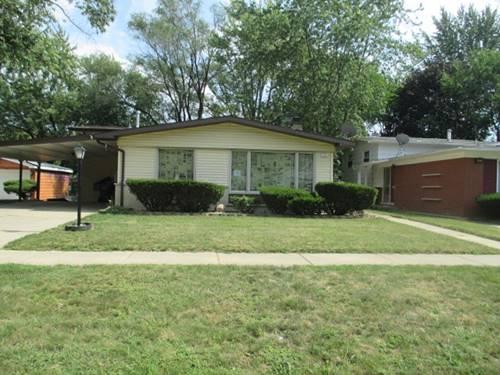 313 N Pleasant, Glenwood, IL 60425