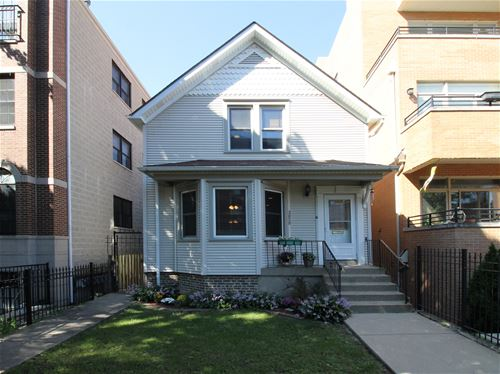 3050 N Oakley, Chicago, IL 60618 West Lakeview