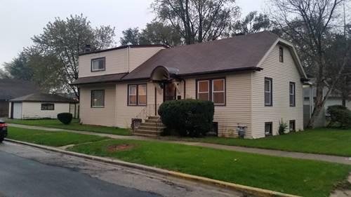 13901 S Michigan, Riverdale, IL 60827