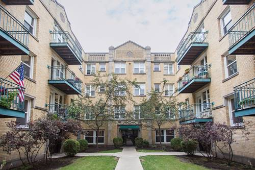 916 W Dakin Unit 319, Chicago, IL 60613 Lakeview