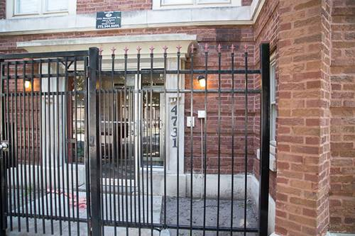 4731 S Ingleside Unit 3S, Chicago, IL 60615