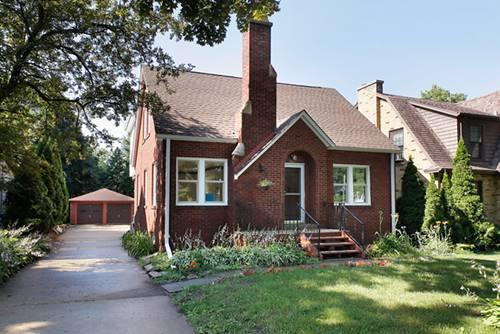 2427 Birchwood, Wilmette, IL 60091