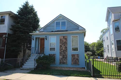 5325 W Leland, Chicago, IL 60630