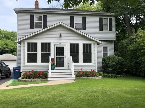 1191 Taylor, Highland Park, IL 60035