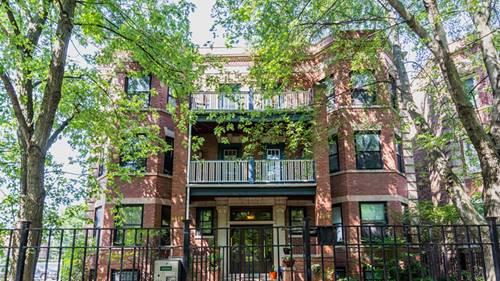 4618 N Racine Unit 3, Chicago, IL 60640 Uptown