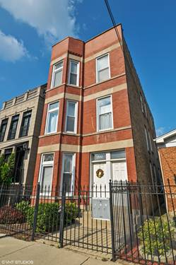 2160 N Oakley Unit 3, Chicago, IL 60647 Bucktown