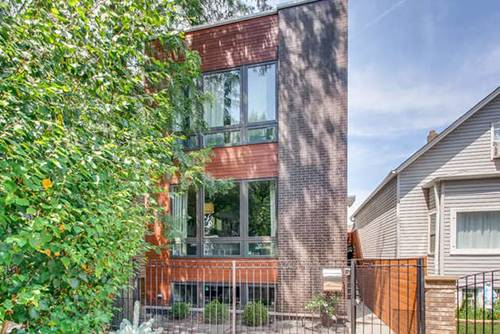 2706 W Francis, Chicago, IL 60647 Logan Square