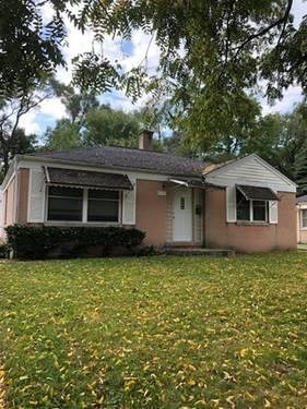 715 Willis, Glen Ellyn, IL 60137