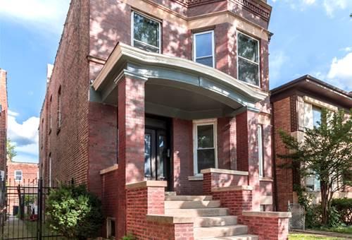 7711 S Carpenter, Chicago, IL 60620