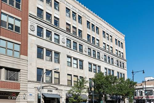 3150 N Sheffield Unit 305, Chicago, IL 60657 Lakeview