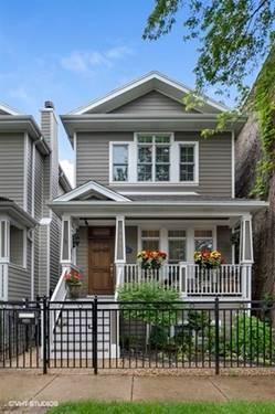 3451 N Oakley, Chicago, IL 60618 Roscoe Village