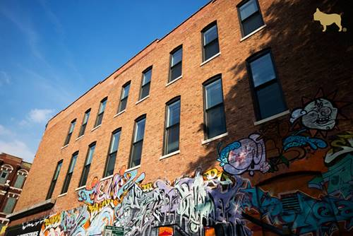 1422 N Milwaukee Unit 204, Chicago, IL 60622 Wicker Park