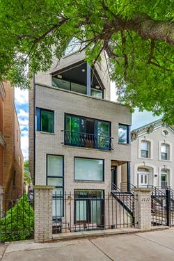 1427 N Mohawk Unit 3, Chicago, IL 60610 Old Town