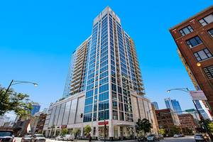 757 N Orleans Unit 1408, Chicago, IL 60654 River North