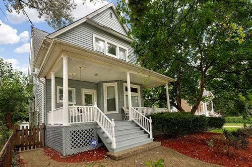 1582 Oakwood, Des Plaines, IL 60016