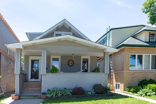 5819 W Warwick, Chicago, IL 60634
