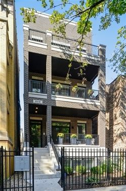 850 W Lill Unit 2, Chicago, IL 60614 Lincoln Park