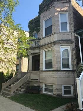 3837 N Lakewood, Chicago, IL 60613 Lakeview