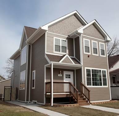 916 Hayes, Oak Park, IL 60302