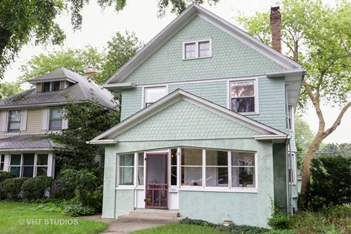2321 Ridge, Evanston, IL 60201