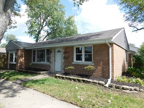7244 W 115th, Worth, IL 60482
