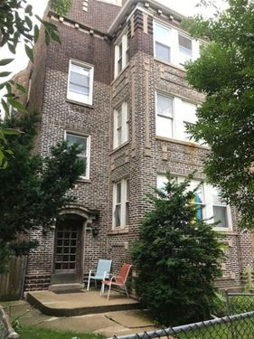 4744 N Rockwell, Chicago, IL 60625 Lincoln Square